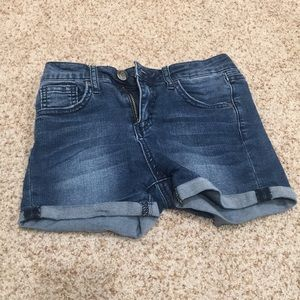 Tilly's RSQ girls shorts